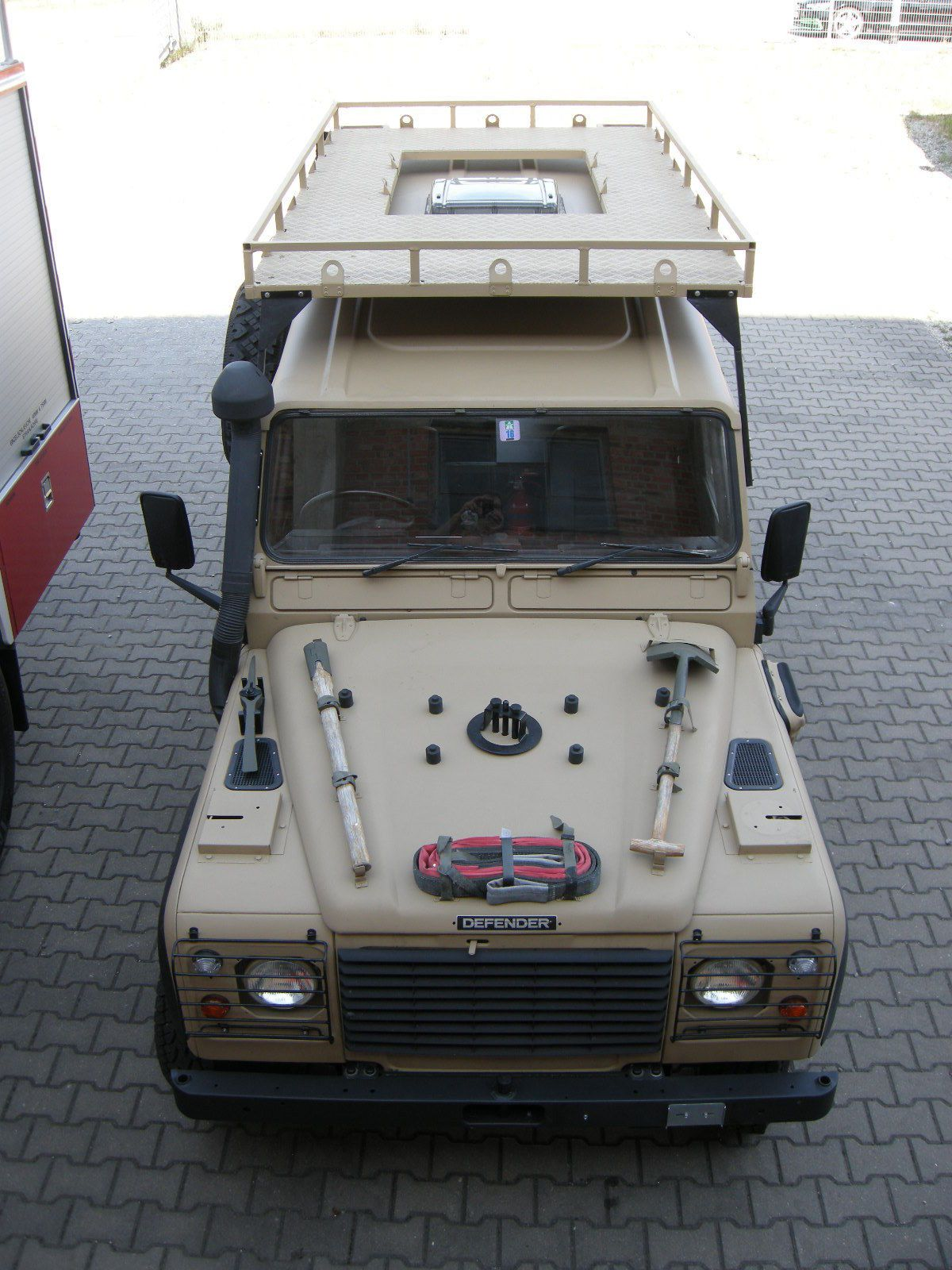 Land Rover Defender Xd Wolf 110 Tum 300tdi Rhd Hardtop Ebay