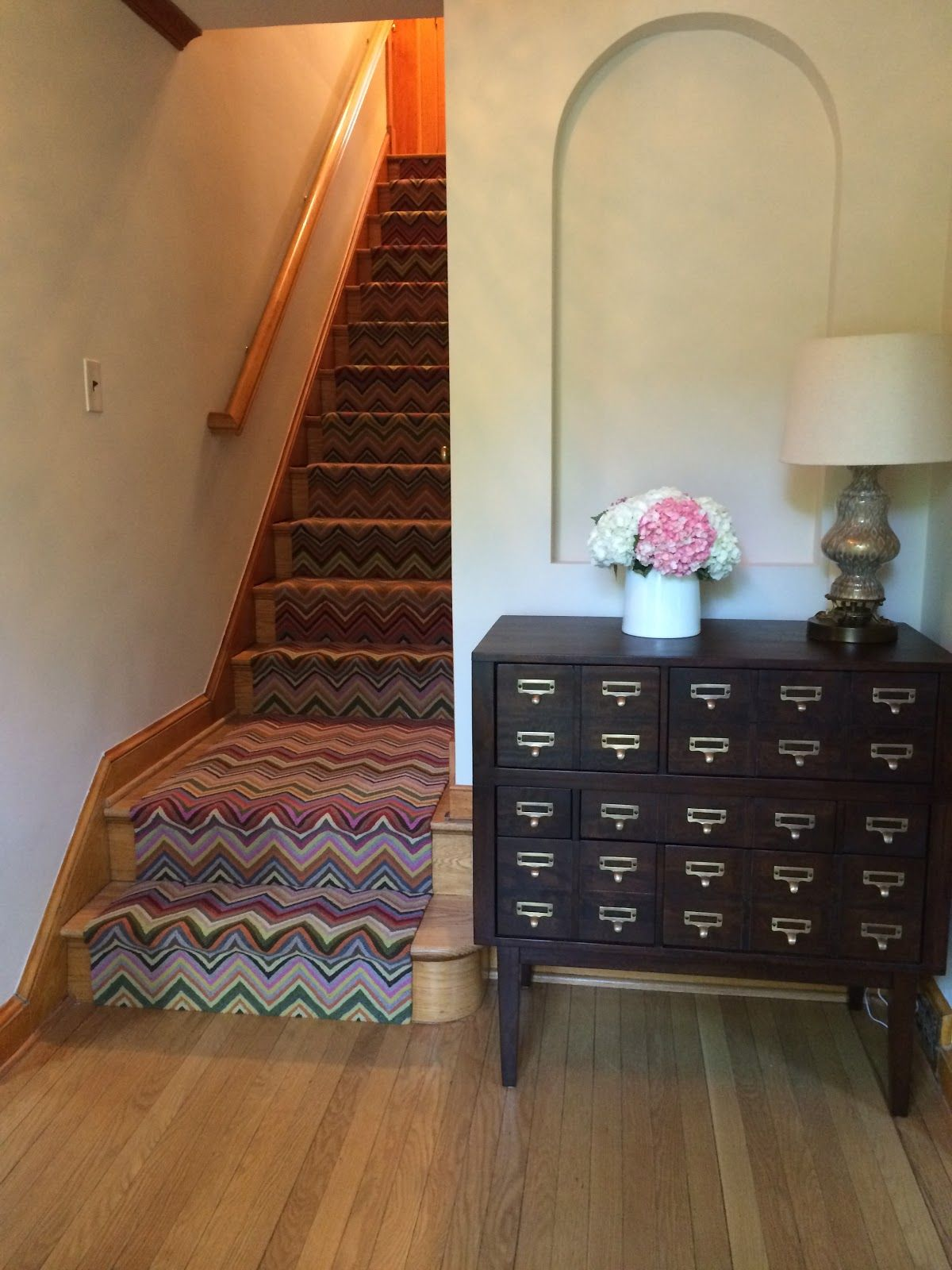 Best Stair Runner Installation Married To G*Ng*R Stair Runner 400 x 300
