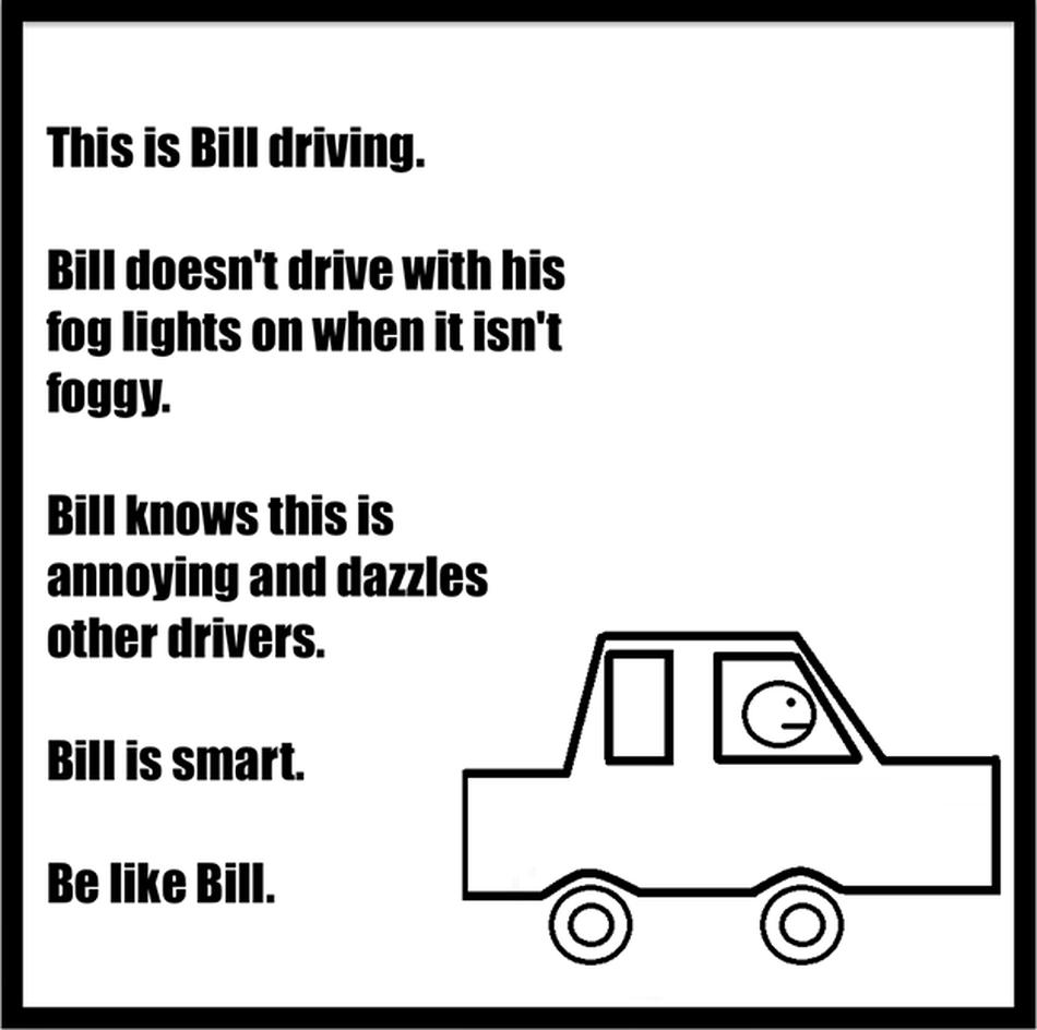 'Be like Bill' is the passive aggressive meme dividing ...