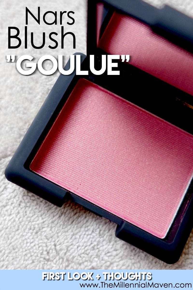 There s a new blush in town! Nars Goulue is ready for her close up. Read my  full review and see swatches of this gorgeous new shade. 51d81718fc50