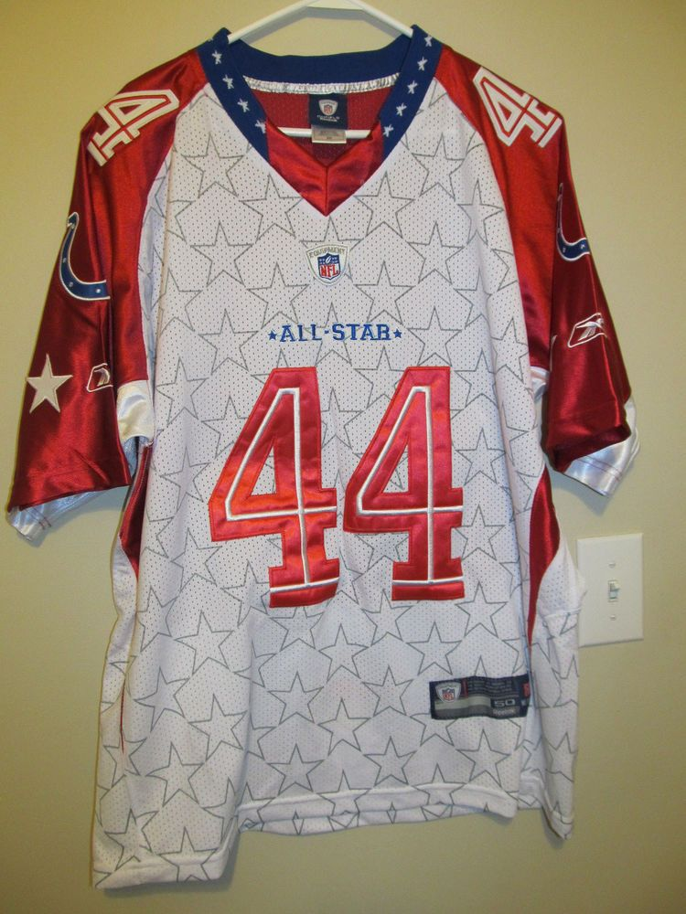 huge discount 567ed c3809 Details about DREW BREES Reebok On-Field PRO BOWL Jersey #9 ...