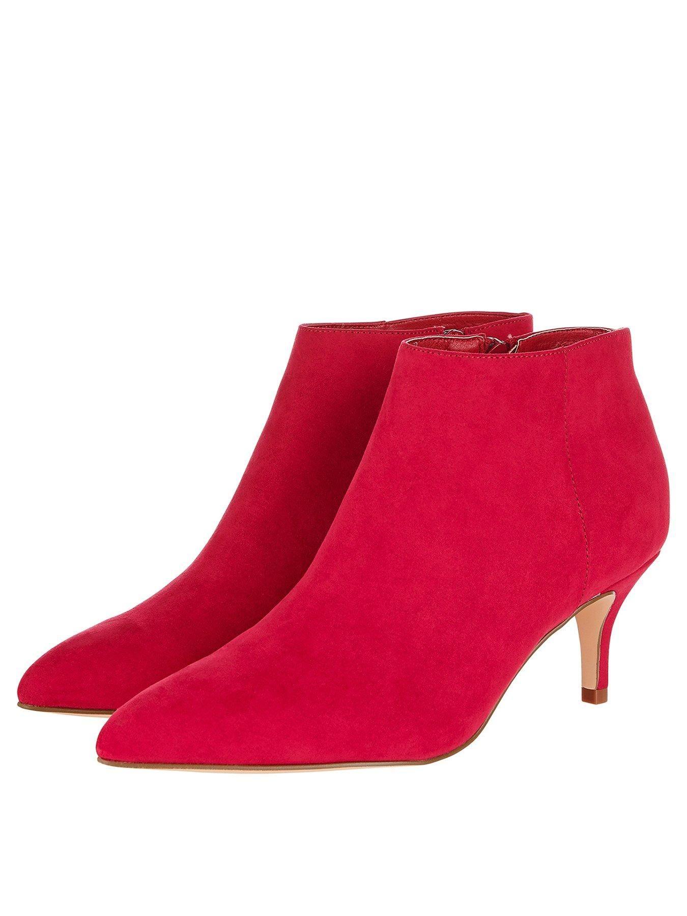 Littlewoods Ireland Online Shopping Fashion Homeware Pointed Boots Kitten Heels Heels