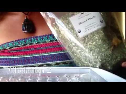 Homemade Healing, Dr  Sebi: Chelation, Fucus, Green Food Plus & Iron