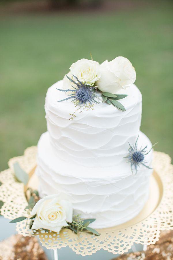 A Dreamy Garden Wedding with a Modern Southern Bel