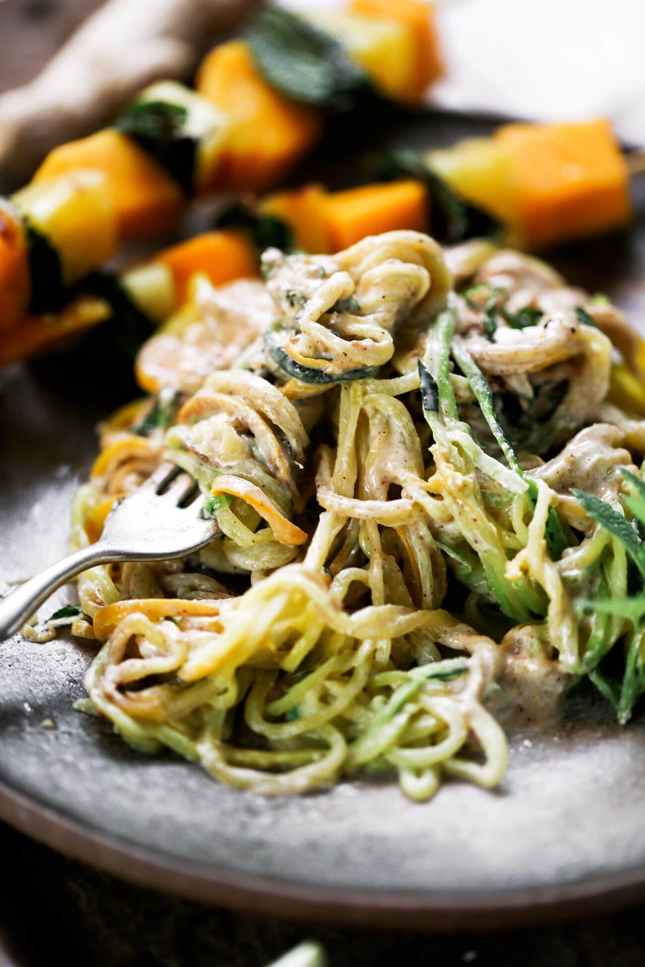Zucchini noodles recipe whole30