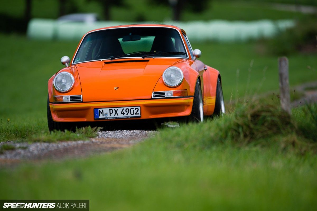 Porsche 911 re-imagined | Autoaktiv Motorsport Lightspeed Classic