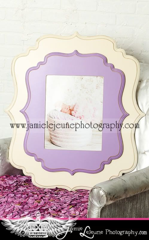 Frames by The Organic Bloom via Jamie LeJeune Photography! | The ...
