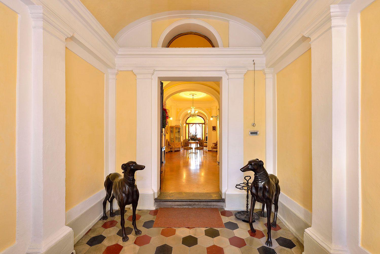 Palazzo Tombesi Trecci #montepulciano _ ingresso