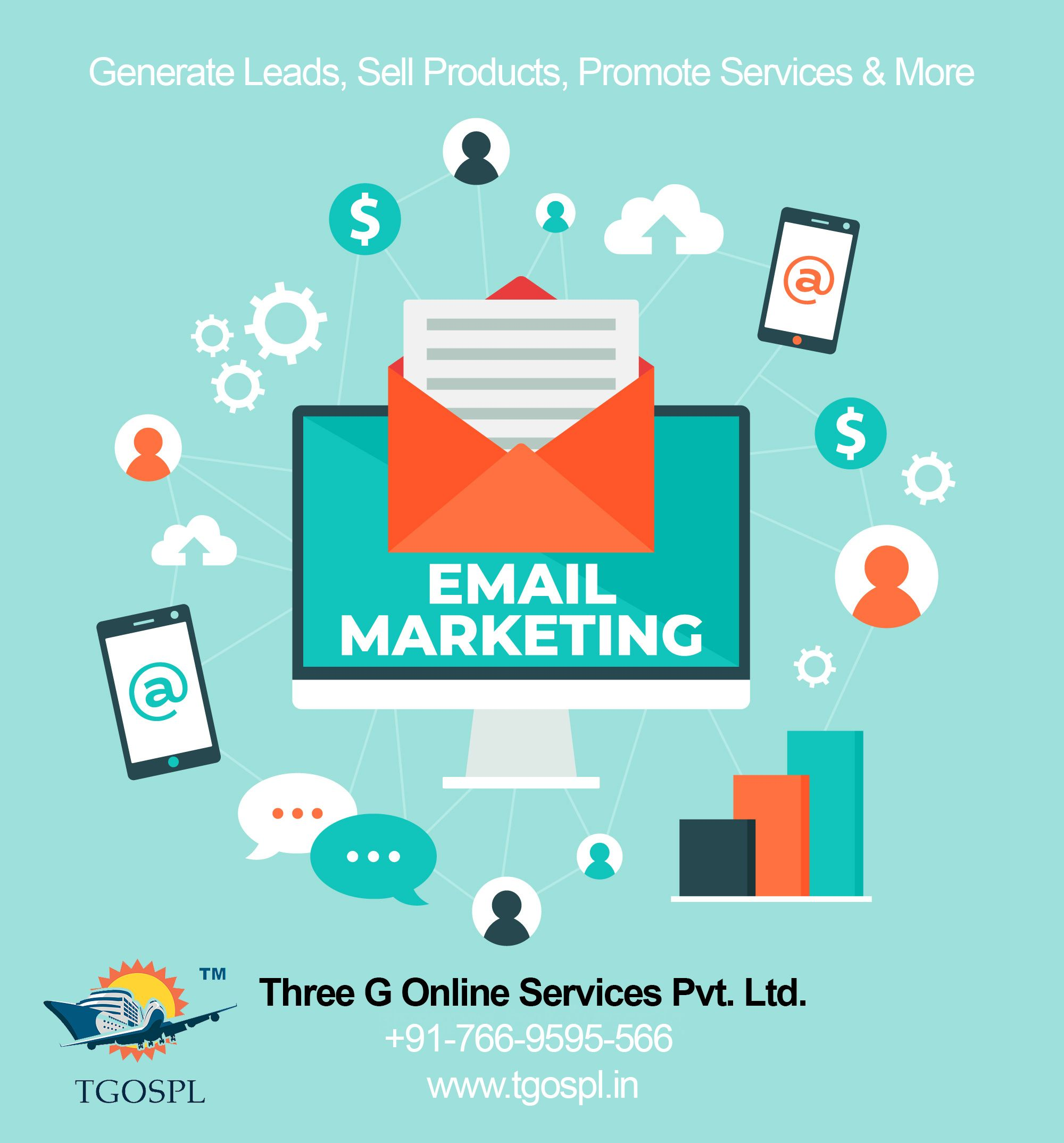 Choose Our Email Marketng Program To Grenerate Leads, Buy