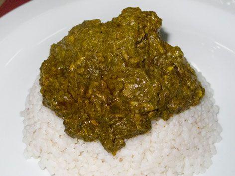 Leaf Stews And Plasas Sierra Leone Local Food Guide African Food West African Food Africa Food