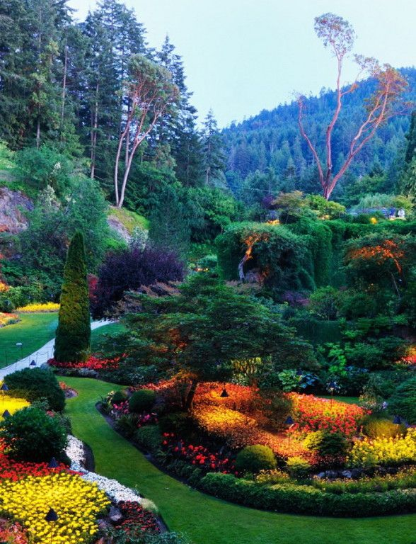 The Botanical Gardens Most Beautiful In The World