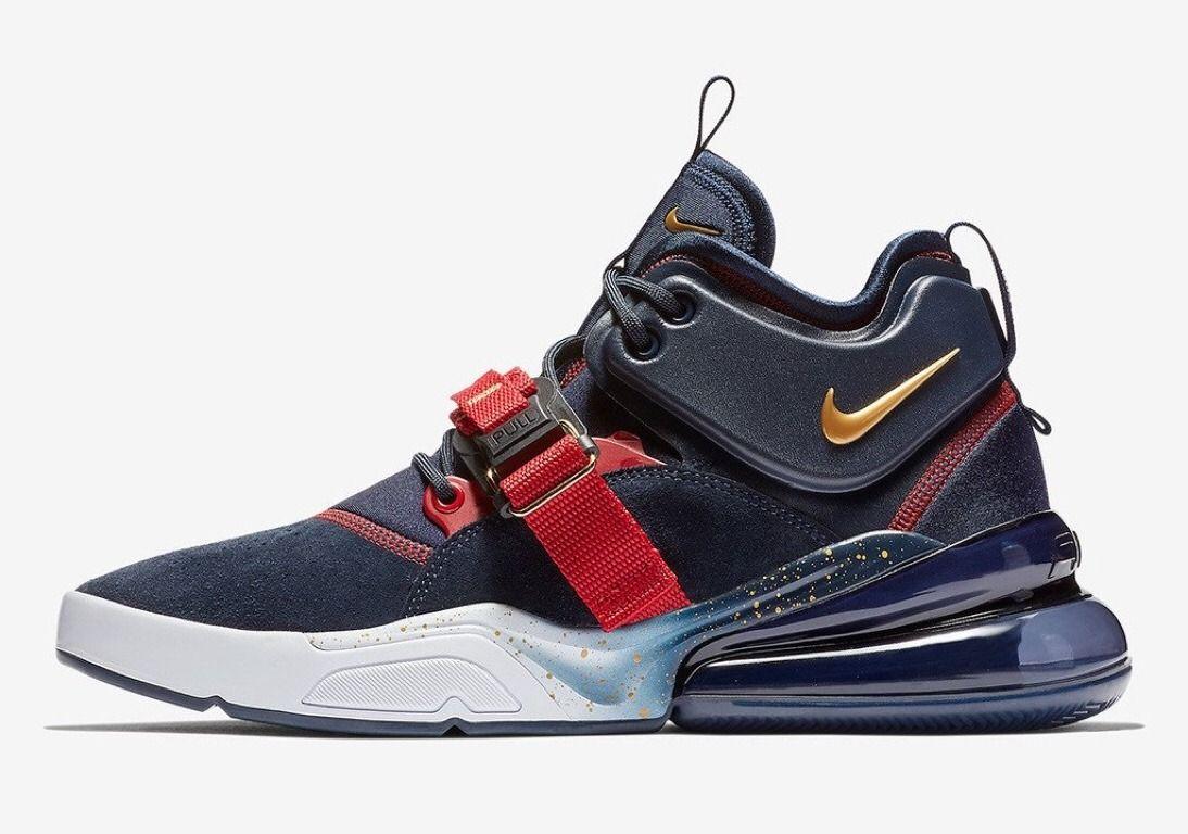 best website 65948 9bc63 Nike Air Force 270 1992 Dream Team by blog.sneakerando.com sneakers  sneakernews StreetStyle Kicks adidas nike vans newbalance puma ADIDAS ASICS  CONVERSE ...