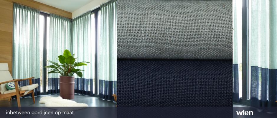 gordijnen vouwgordijnen op maat kopen inbetween tot verduisterende gordijnen linnen linnenlook gordijnen