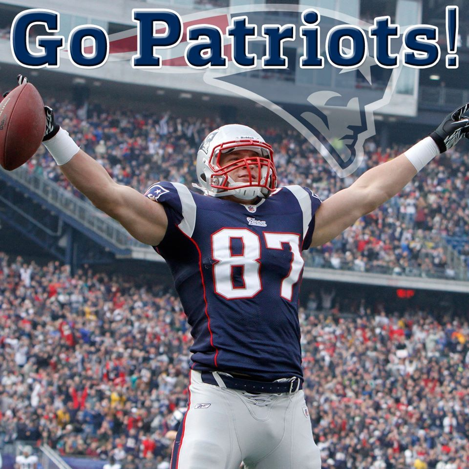 My favorite football team in the new england patriots