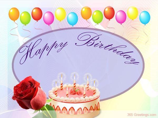 Birthday Cards – Customised Birthday Cards