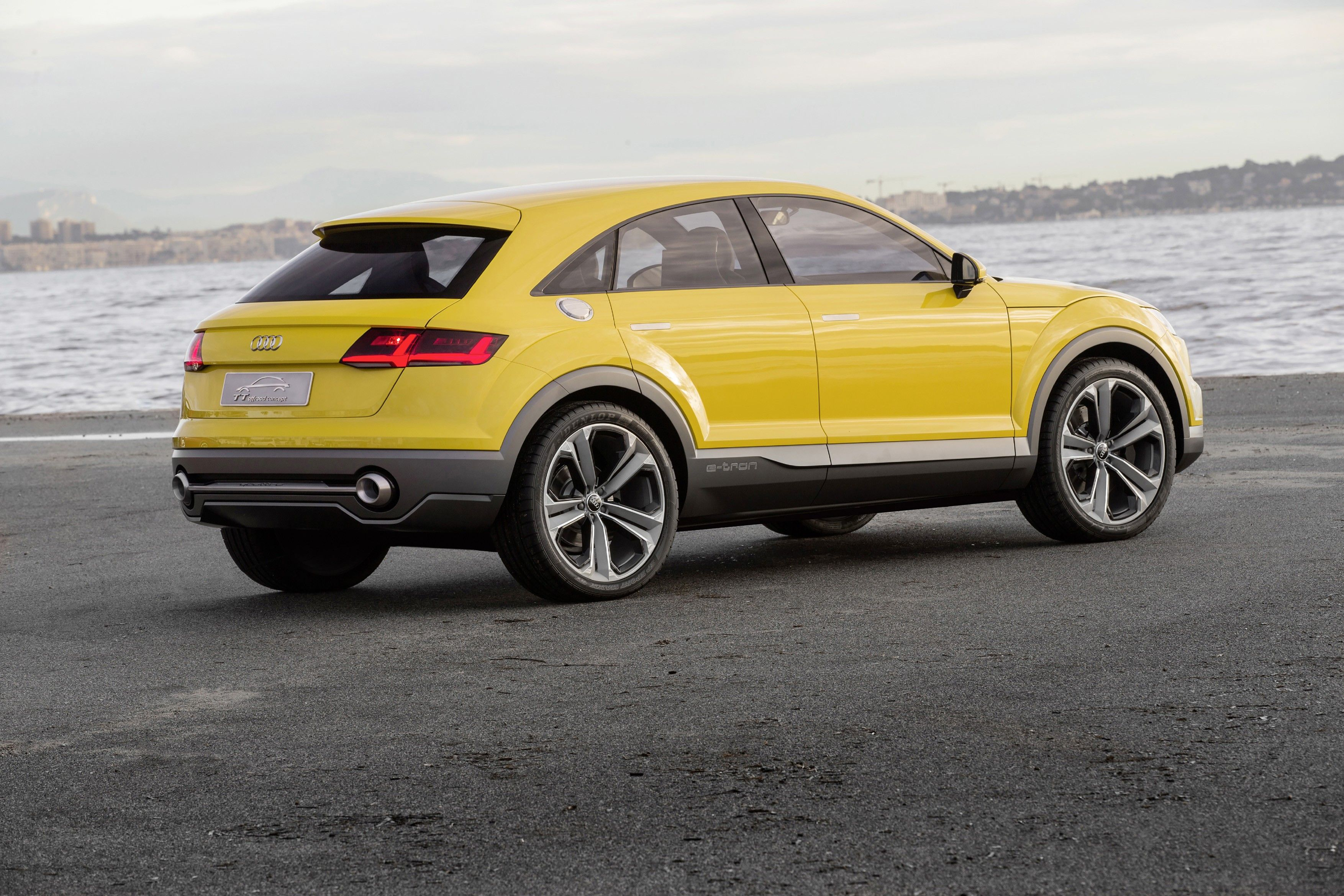 Audi To Launch Ttq Offroader In 2017 Due Fight With Fiat Over Q4