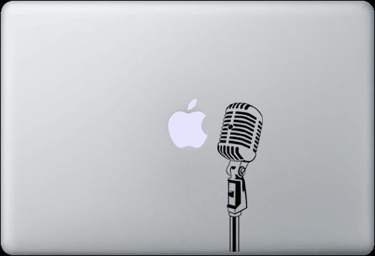 Macbook skin microphone google search