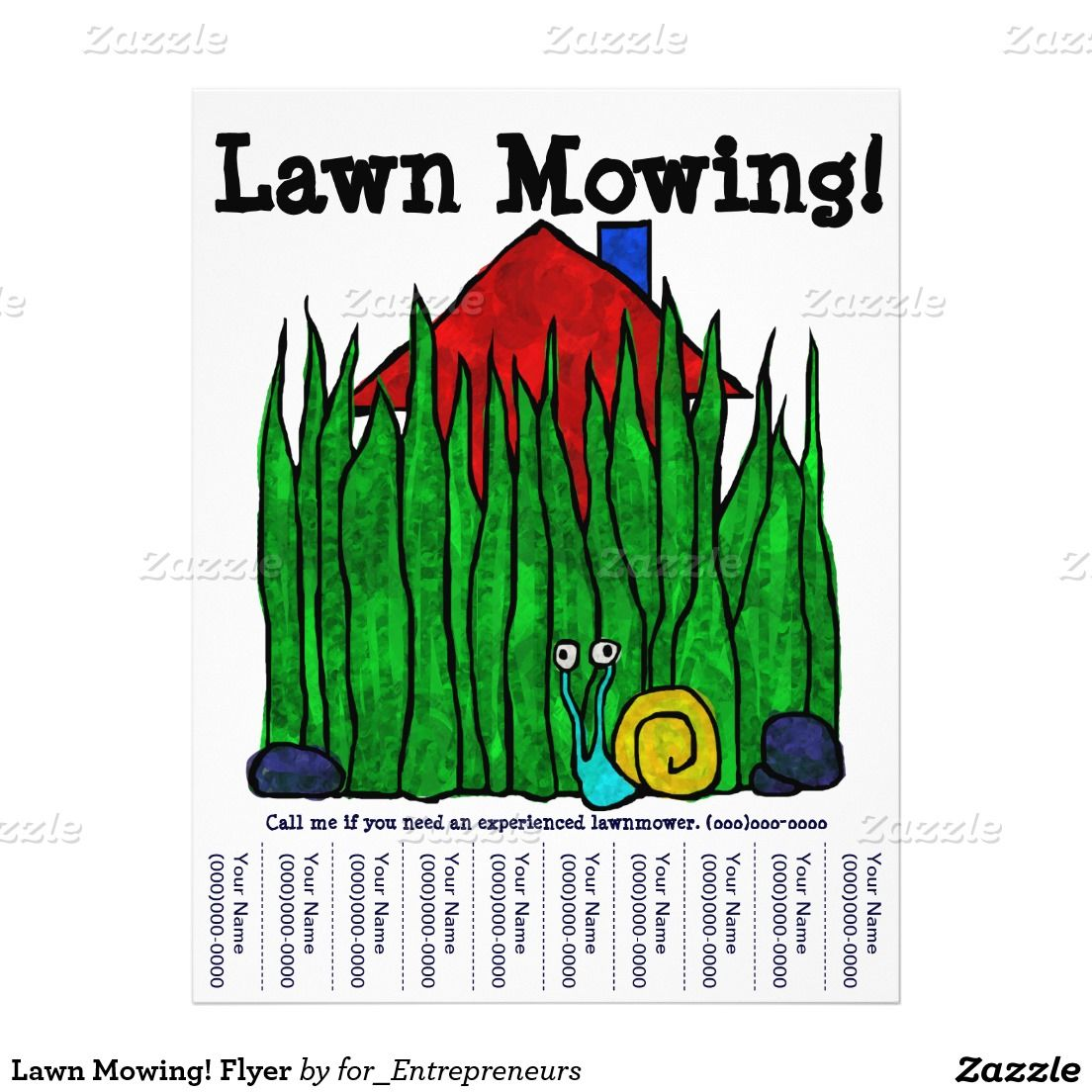 lawn mowing flyer flyers and lawn lawn mowing flyer