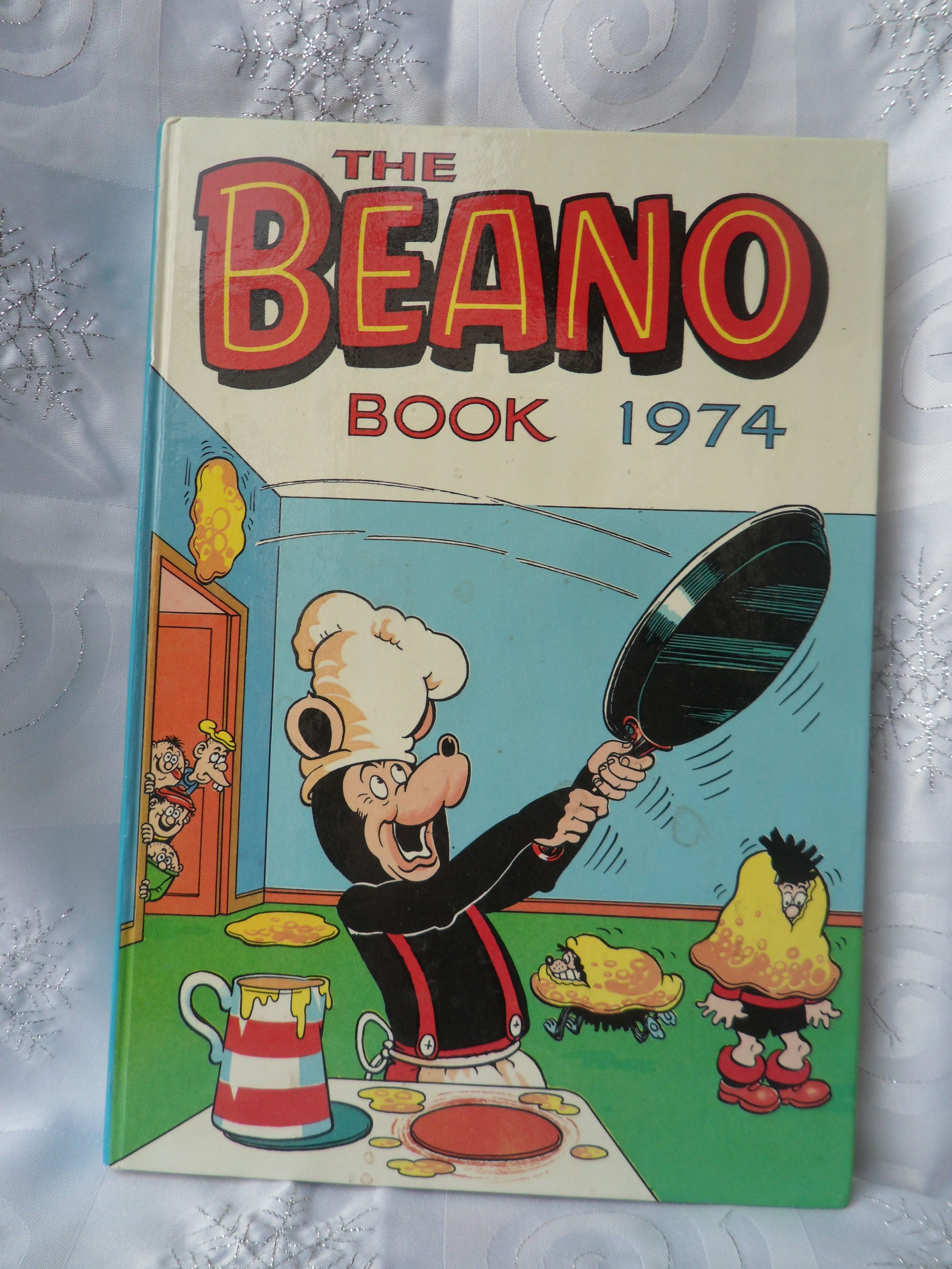 The beano xxx