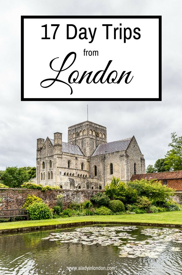 Today I bring you 17 day trips from London and a guide to choosing the right day out for your travel style and personal taste.