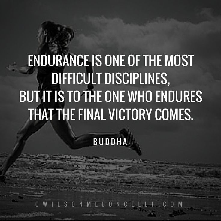 Endurance Quotes Extraordinary Endurance Is The Ability Or Strength To Continue Or Last