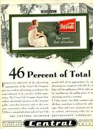 1930 - Coca-Cola advertising
