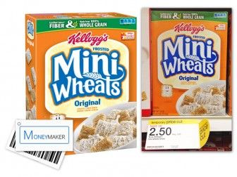 Moneymaker Frosted Mini-Wheats at Target, Starting 4/17!