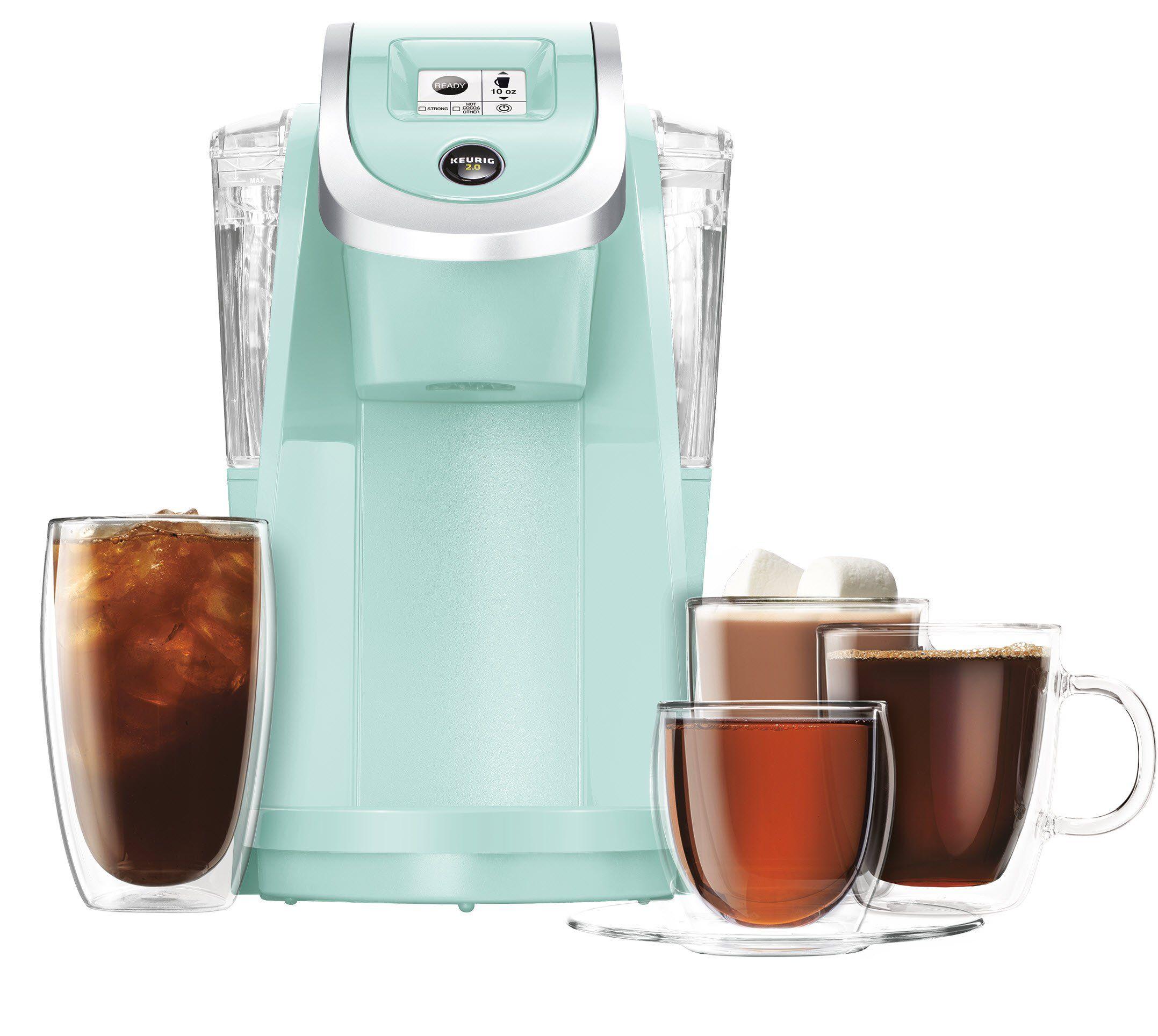 Keurig K250 SingleServe Programmable Coffee Maker Oasis