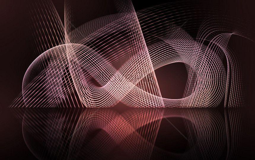 خطوط تكنولوجيا مجردة Abstract Abstract Artwork Artwork