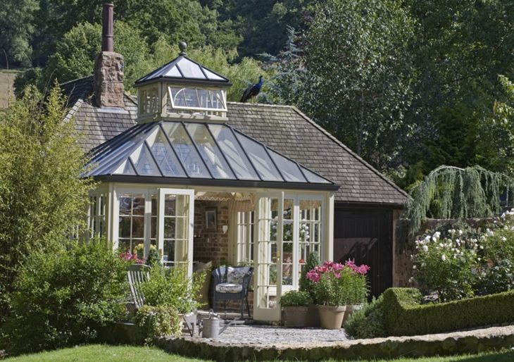 New meaning to sun room!