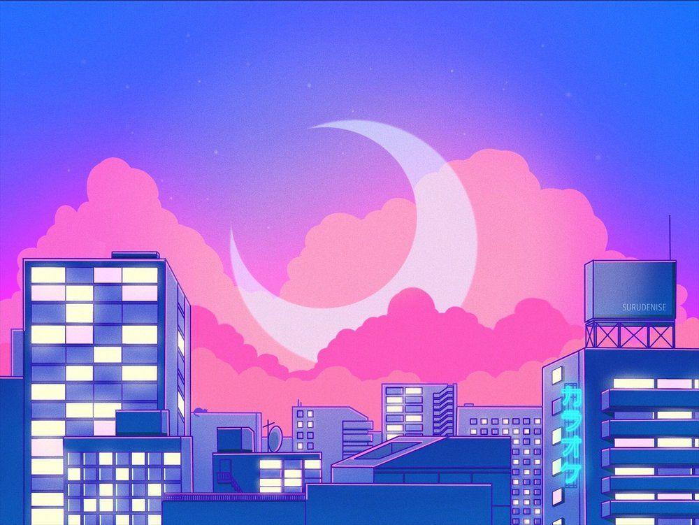 Pastel Japan By Surudenise Aesthetic Art Aesthetic Anime Pastel Pink Aesthetic