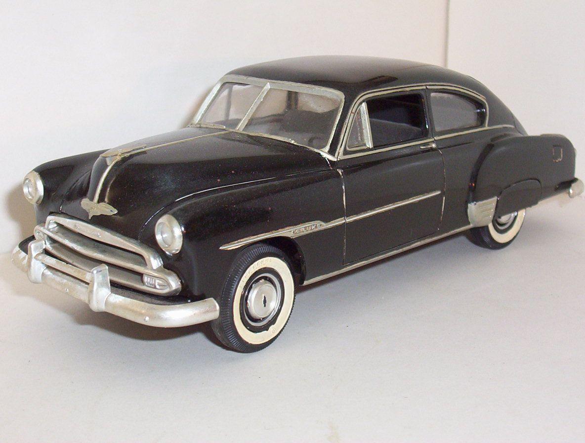 00144 1951 Chevrolet Fleetline Car Model Model Kit Toy Car