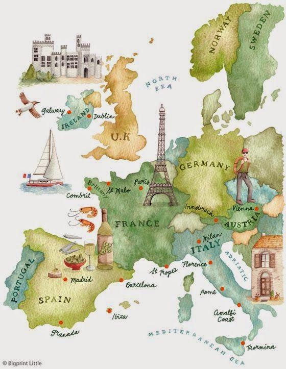 ♥: Vizesiz Avrupa