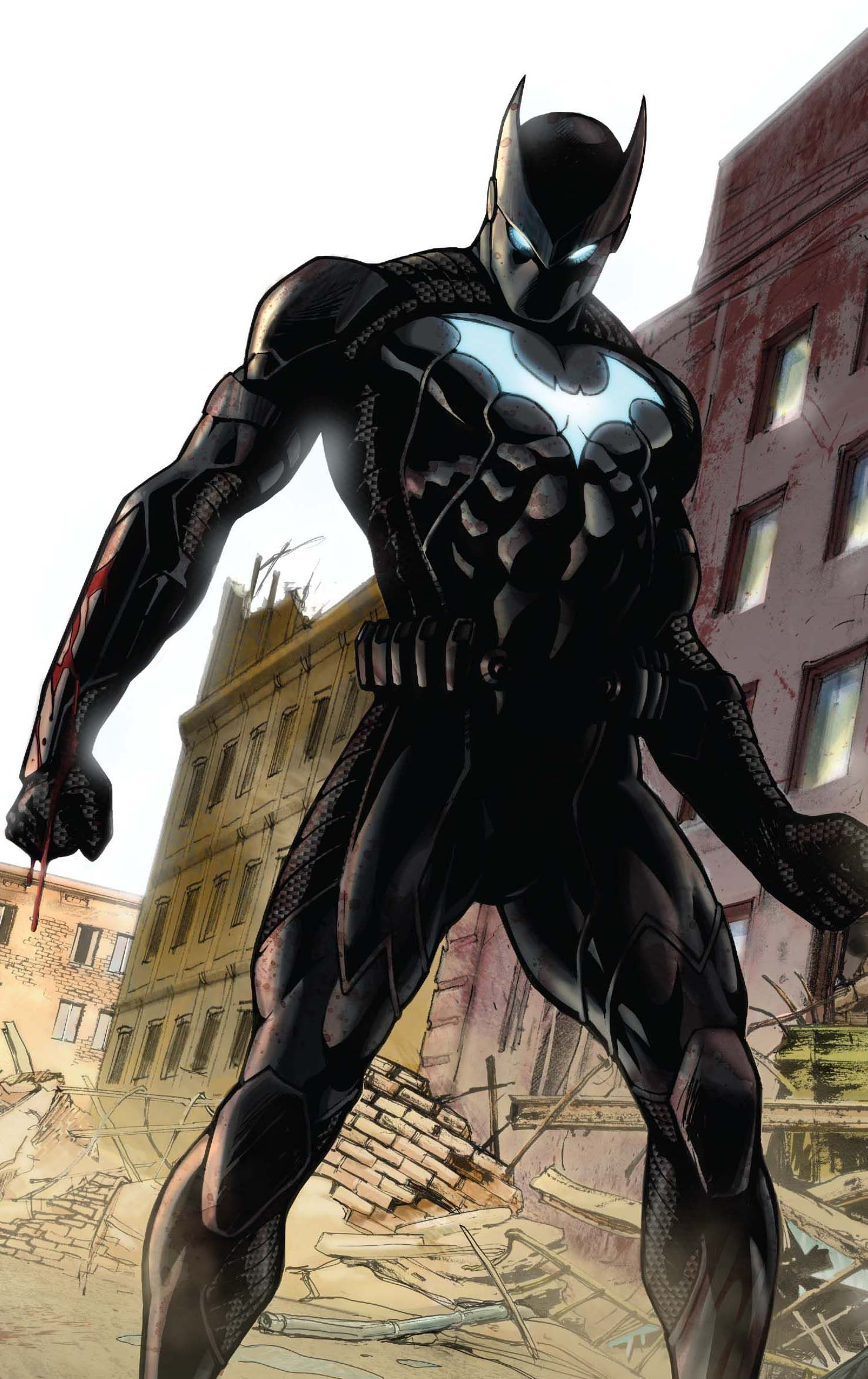 Lucas Fox (Prime Earth)/Images | Batman comics, Batman, Batman ...