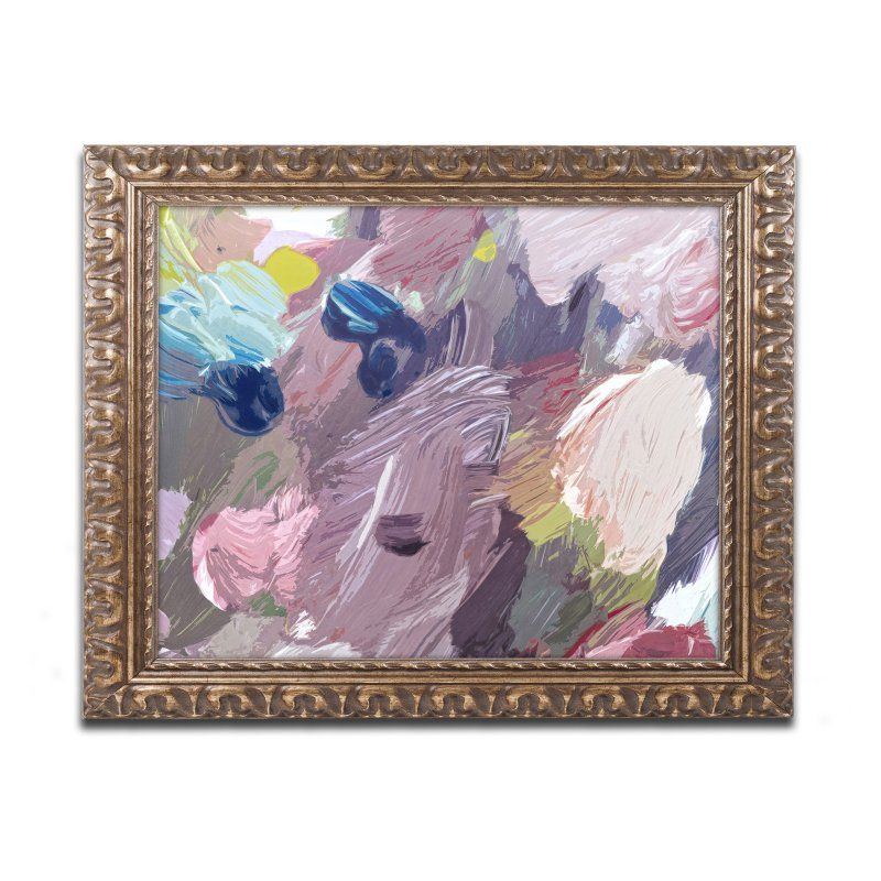 Trademark Fine Art David Lloyd Glover Cloud Patterns Framed Wall Art - DLG0365-G1620F