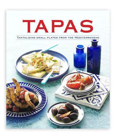 Tapas Cookbook Zulilyfinds