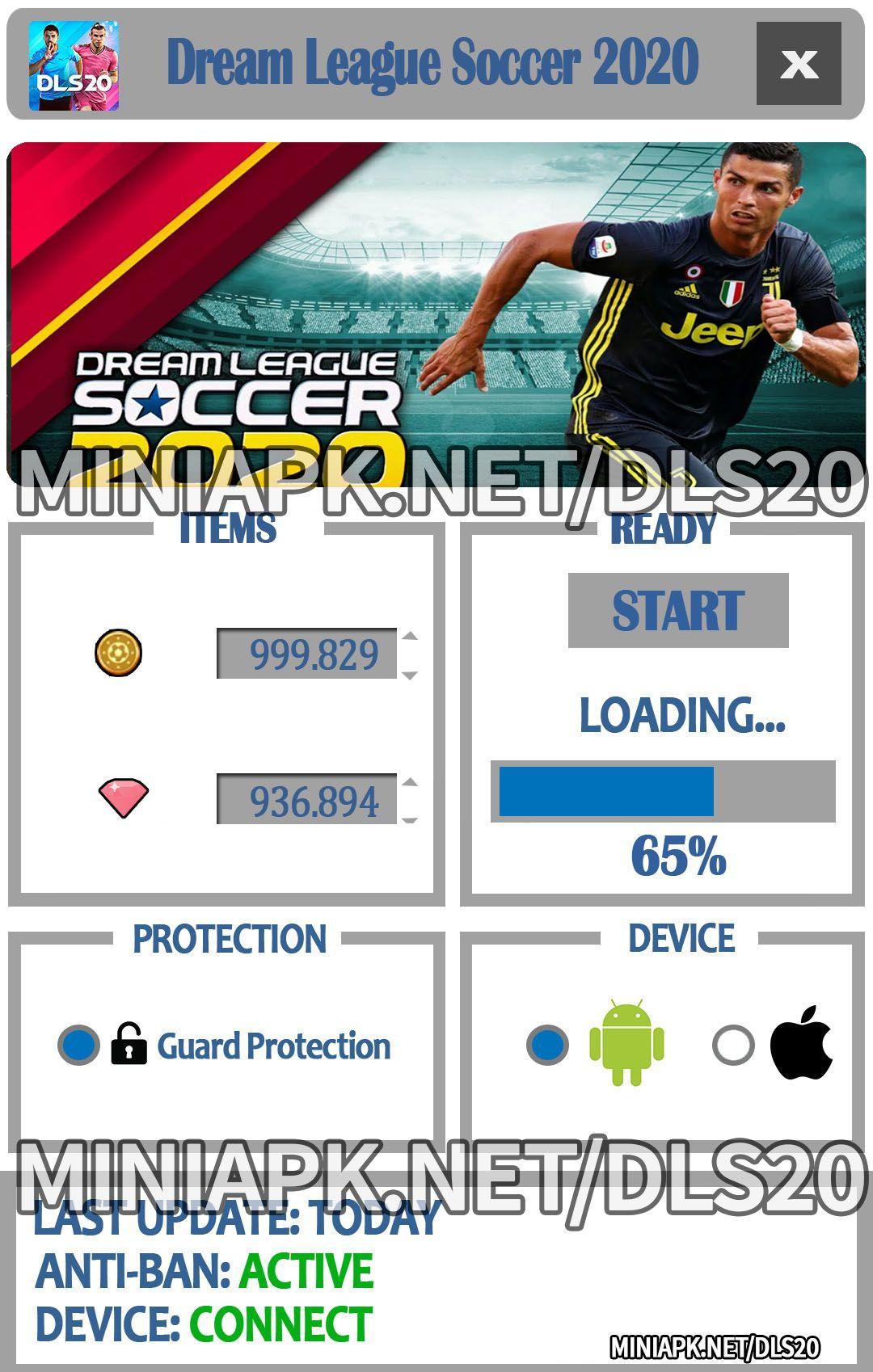 Dream League Soccer 2020 Dls 2020 Dream League Soccer 2020 Hack
