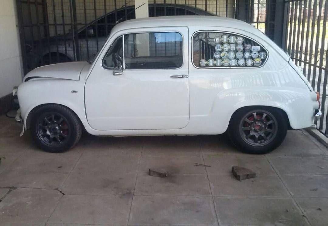 Fiat600 _santi_roschionii_ Seguime Follow Facebook Estaci N  # Muebles Dencina Granada