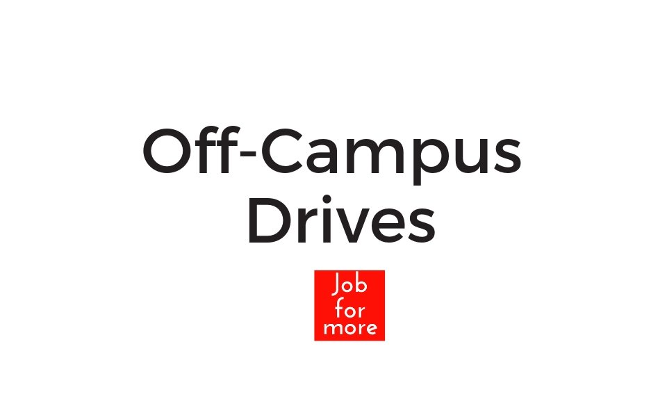 HCL Off Campus Drive Hiring Software Engineer for Freshers