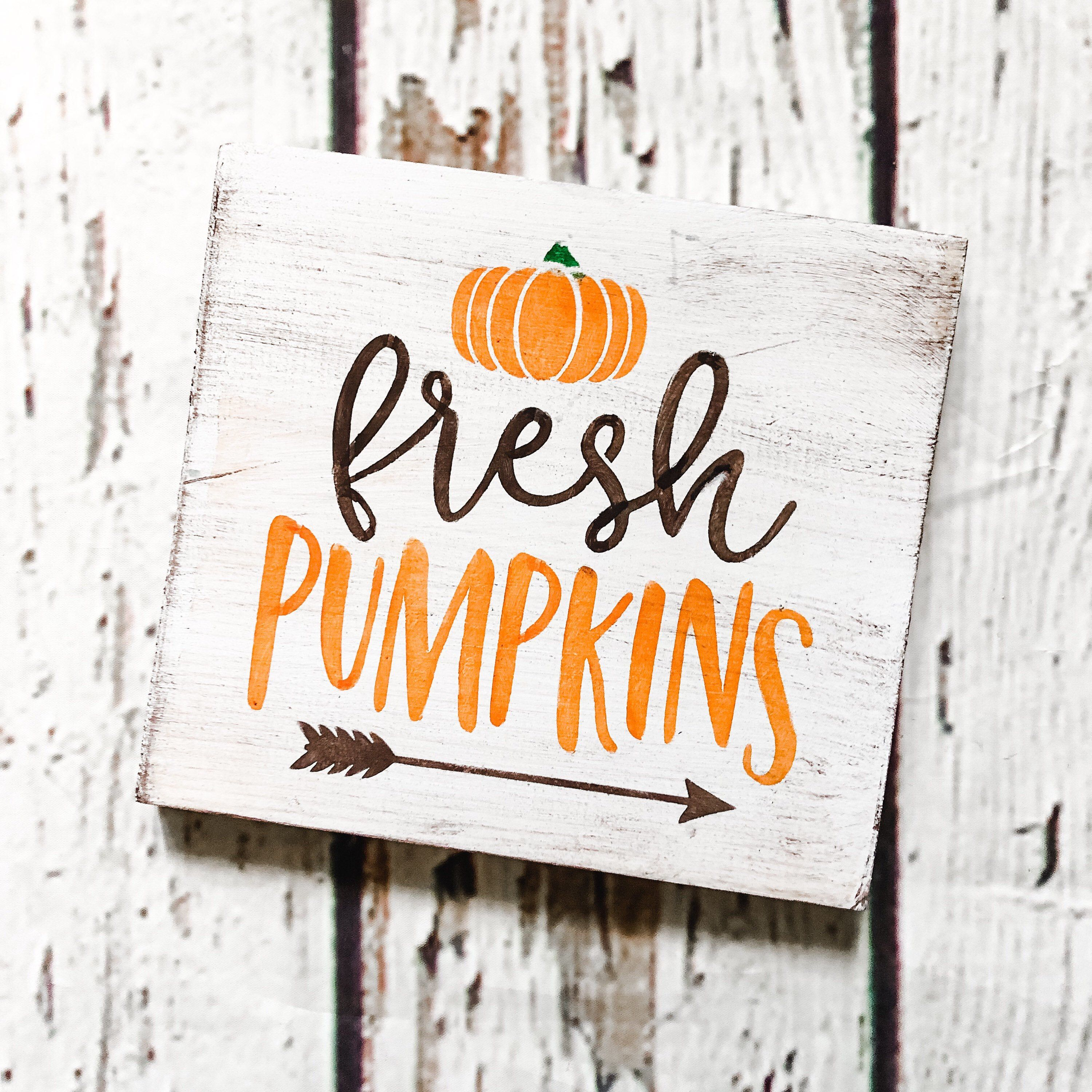 Excited To Share This Item From My Etsy Shop Pumpkin Decor Fall Decor Farmhouse Fall Rustic Fall Decor Housewarm In 2020 Indie Gifts Etsy Crafts Handmade Shop