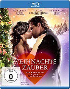 Amazon Com A Christmas Kiss Region B Elisabeth Rohm Laura