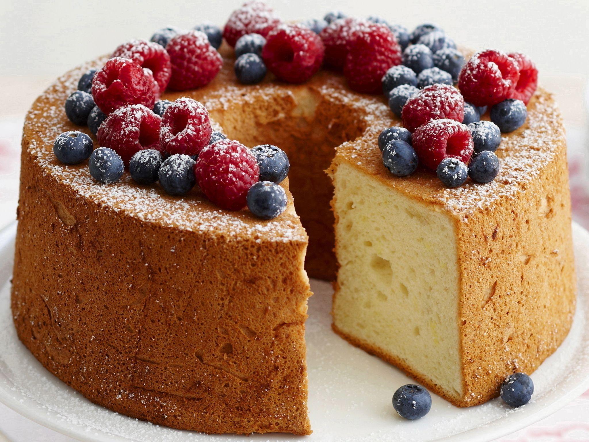 Resultado de imagen para lemon angel food cake limone pinterest food resultado de imagen para lemon angel food cake forumfinder Images
