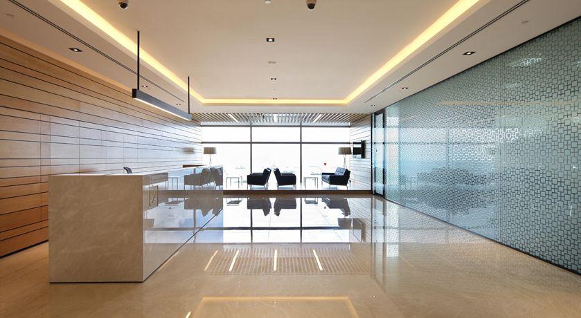 Deutsche Bank, Mapletree Business City, Singapore New