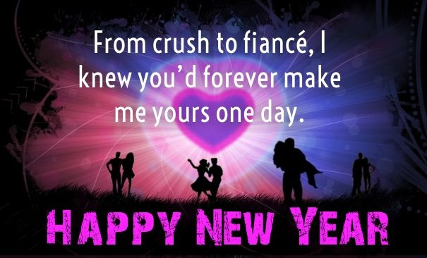 new year wishes for future husband fiance