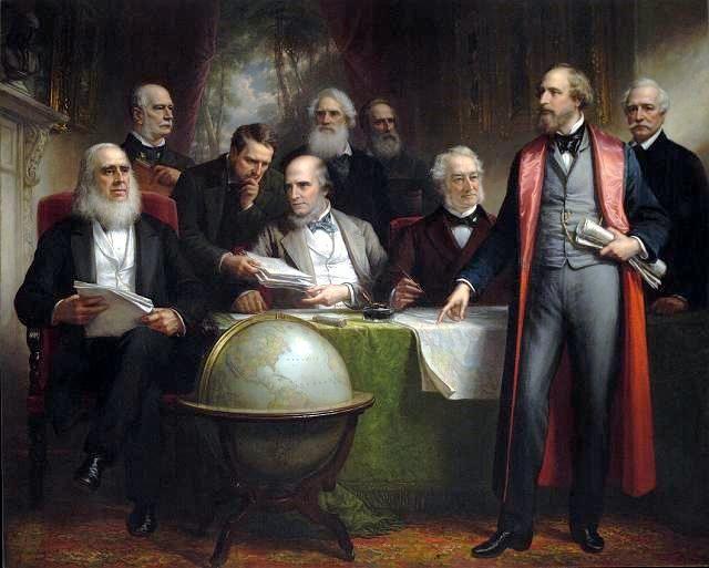 HUNTINGTON Daniel | AMERICAN GALLERY - 19th Century