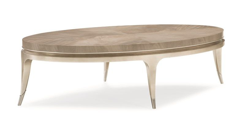 Front And Center Caracole Breakfast Table Finish Coffee Table Mahogany Coffee Table Caracole Furniture