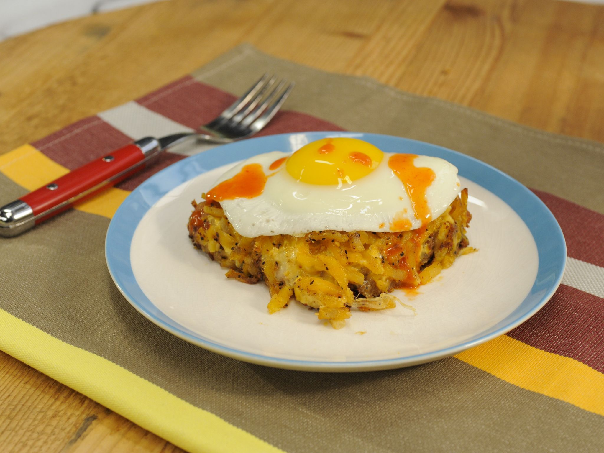 Sunnys easy breakfast cottage pie recipe sunny anderson sunnys easy breakfast cottage pie forumfinder Images
