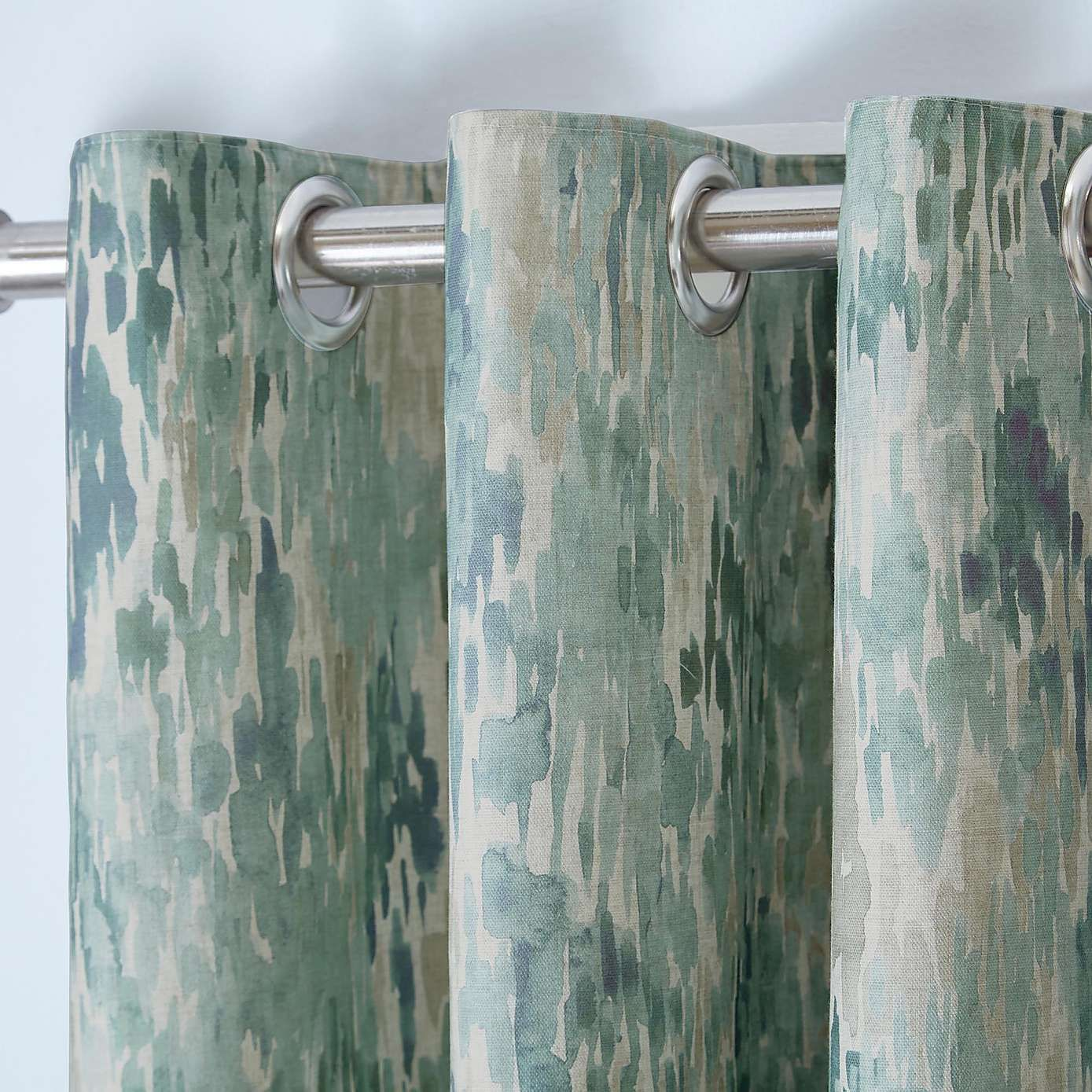 Waves Seafoam Lined Eyelet Curtains | DWD Market Research 3 - Nov ...
