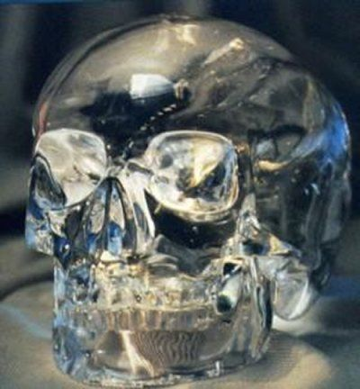 The Mystery Of The Crystal Skulls - MessageToEagle.com