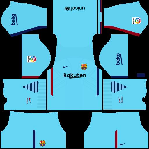 Dream League Soccer Kits Barcelona Barcelona Team Barcelona Football Kit Soccer Kits
